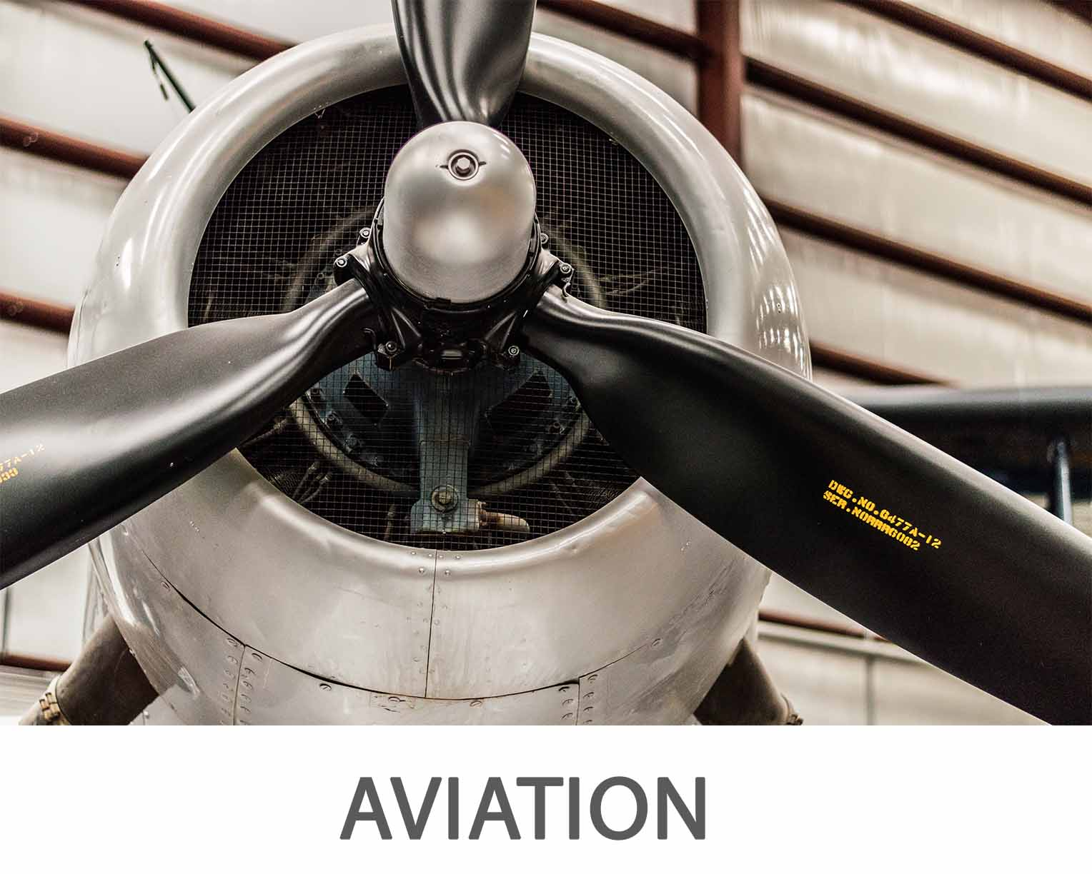 Parts for Aviation industry