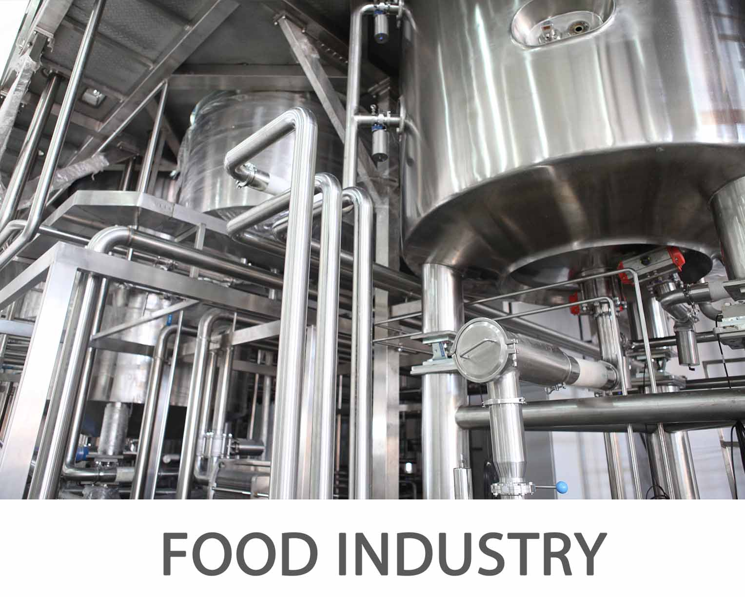 Parts for Food Industry